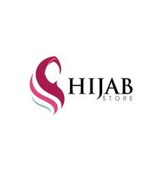 Muslimah hijab vector
