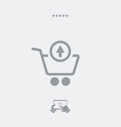 Remove product from cart vector