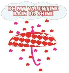 Rain Or Shine vector