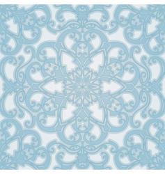 geometric tile pattern vector image vector image