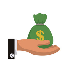 Bank and money vector