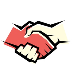 Handshake symbol vector