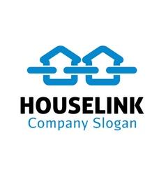 Links house design vector