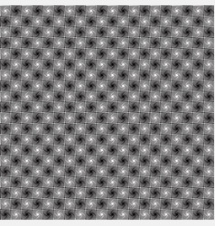 Square grill seamless pattern vector