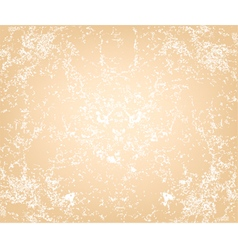 Horizontal Brown and White Distress Texture vector image