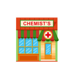 Chemists icon vector