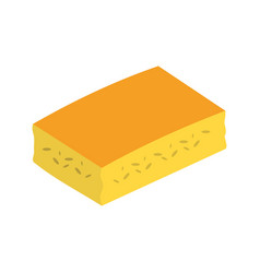 Cornbread vector