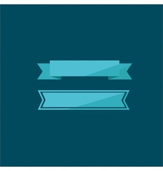 Web Ribbons Set vector image