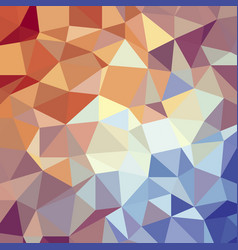 abstract red blue triangle low polygon geometric vector image