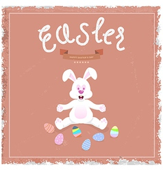 Easter Day eps10 vector image