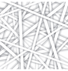 white straight lines vector image