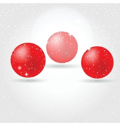 Merry Christmas and Happy New Year 2015 vector image vector image