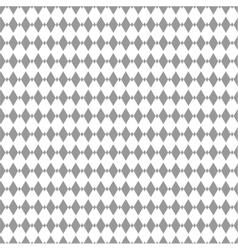 Trendy rhombus pattern vector image