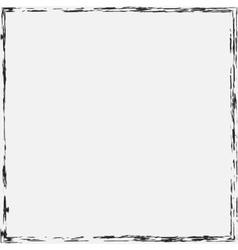 Border Grunge Background vector