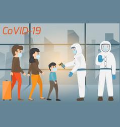 Coronavirus cov infographics elements human are vector