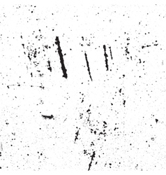 Driped Grunge Texture vector image vector image