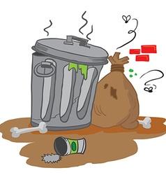 Garbage vector