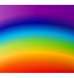 Rainbow Abstract Background vector image vector image