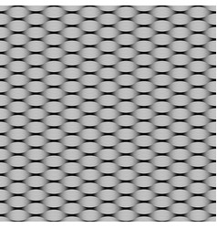 seamless pattern fabric knitted from yarns vector image vector image