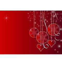 New Years background vector