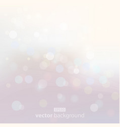 Soft colored abstract purple background vector