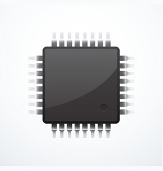 Central processing unit vector