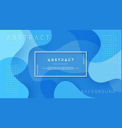 dynamic textured blue background design vector image
