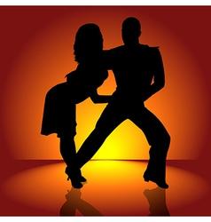 Hot Latino Dance vector