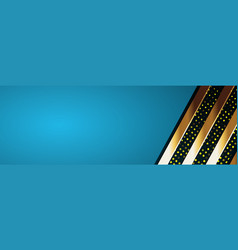 Banner abstract background board for text vector