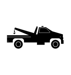 Breakdown truck vector