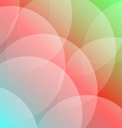 green red blue background 101112 vector image vector image