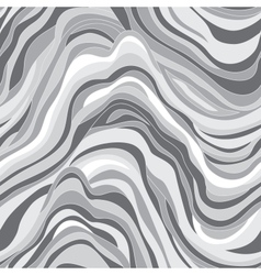 seamless texture with waves vector image vector image