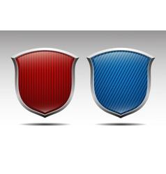 Shield vector image vector image