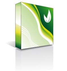 3d software box vector