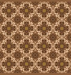 Central java batik art work vector