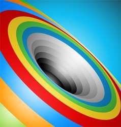 Circular shape vector