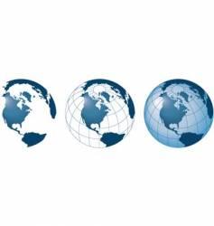 Globe vector