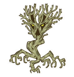 Magic tree vector