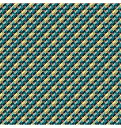 pixel mosaic vector image