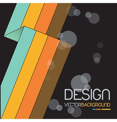 Design vector image vector image