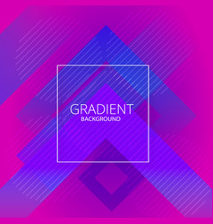 Abstract background from vector