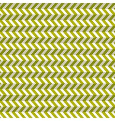 Seamless Abstract Green Toothed Zig Zag Paper vector image