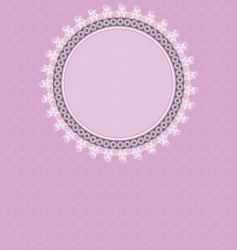 decorative background vector image