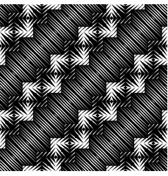 Design seamless zigzag pattern vector