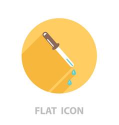 Eyedropper icon vector
