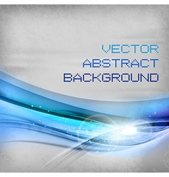 background blue vector image