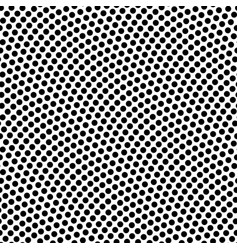 seamless black and white basketball texture vector image