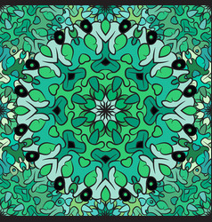 seamless pattern in eastern style colored vector image
