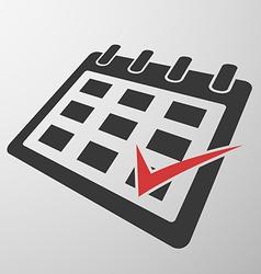 Organizer Stock vector image