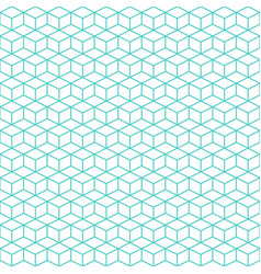 seamless geometric color background texture vector image